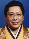 Chögyam Trungpa Rinpoche, mestre da linhagem de Shambhala