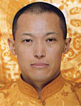 Sakyong Mipham Rinpoche, mestre da linhagem de Shambhala